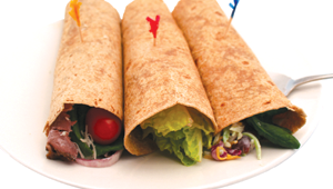 "Wraps ""Your Way"""